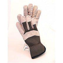 Zip Line Client Leather Glove